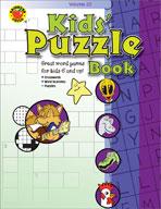 Kids' Puzzle Book (Volume 2)