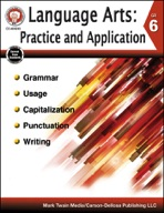 Language Arts: Practice And Application, Grade 6
