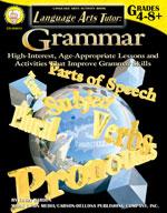 Language Arts Tutor: Grammar by Mark Twain Media