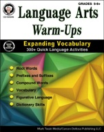 Language Arts Warm-Ups, Grades 5 - 8