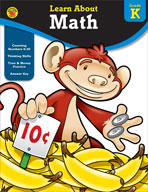 Learn About Math, Grade K