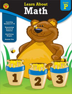 Learn About Math, Grade PK