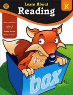 Learn About Reading, Grade K
