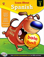 Learn About Spanish (Volume 1)