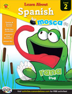 Learn About Spanish (Volume 2)