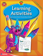 Learning Activities, Grade PK