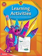 Learning Activities, Grade PK