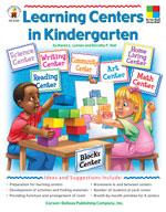 Learning Centers Kindergarten