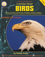 Learning about Birds by Mark Twain Media