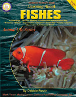 Learning about Fishes by Mark Twain Media