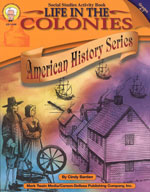Life in the Colonies by Mark Twain Media