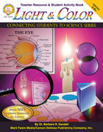 Light and Color by Mark Twain Media