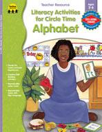 Literacy Act. for Circle Time: Alphabet, PK-K