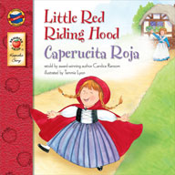Little Red Riding Hood (English/Spanish)