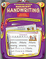 Manuscript Handwriting, Grade 2