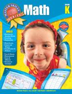 Master Skills Math, Grade K
