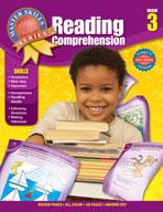 Master Skills Reading Comprehension, Grade 3