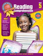 Master Skills Reading Comprehension, Grade 5