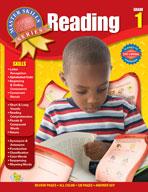 Master Skills Reading, Grade 1