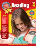 Master Skills Reading, Grade 4