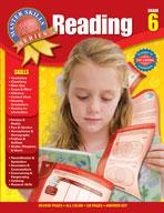 Master Skills Reading, Grade 6
