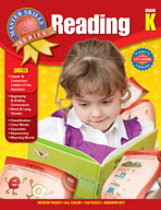Master Skills Reading, Grade K