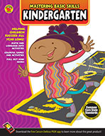 Mastering Basic Skills Kindergarten (ebook)