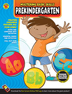 Mastering Basic Skills Pre-Kindergarten (ebook)