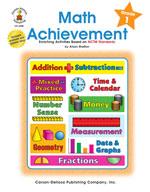 Math Achievement, Grade 1