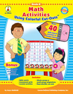 Math Activities with Cut-Outs Kindergarten
