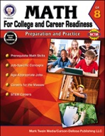 Math For College And Career Readiness, Grade 8