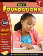 Math Foundations: Grade 1
