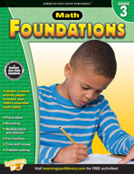 Math Foundations: Grade 3