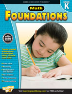 Math Foundations: Kindergarten