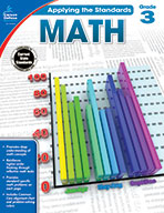 Math, Grade 3 (ebook)