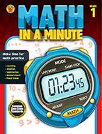Math In A Minute Grade 1
