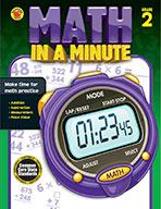 Math In A Minute Grade 2