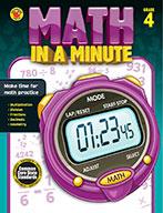 Math In A Minute Grade 4