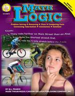 Math Logic by Mark Twain Media
