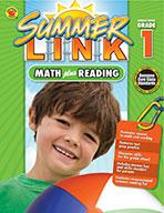 Math Plus Reading, Summer Before Grade 1 (ebook)