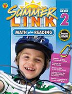 Math Plus Reading, Summer Before Grade 2 (ebook)