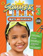 Math Plus Reading, Summer Before Grade 3 (ebook)
