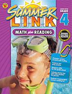 Math Plus Reading, Summer Before Grade 4 (ebook)