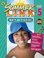 Math Plus Reading, Summer Before Grade 5 (ebook)