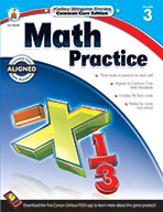 Math Practice, Grade 3 (eBook)