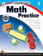 Math Practice, Grade 4 (eBook)