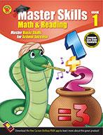 Math & Reading Grade 1 (ebook)