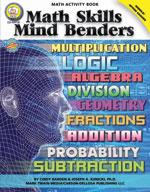 Math Skills Mind Benders by Mark Twain Media