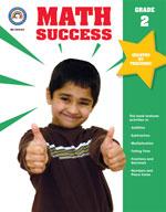 Math Success, Grade 2