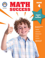 Math Success, Grade 4